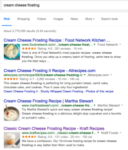 GOOGLE_Cream Cheese Frosting