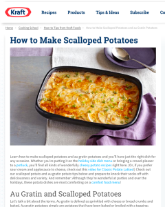 KRAFT_article_How to Make Scalloped Potatoes
